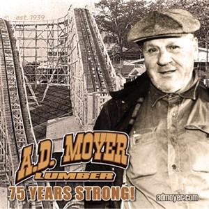 A D Moyer Celebrates 75th Anniversary A D Moyer Lumber