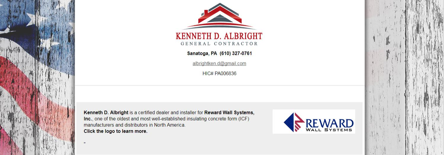 Albright, Kenneth D.