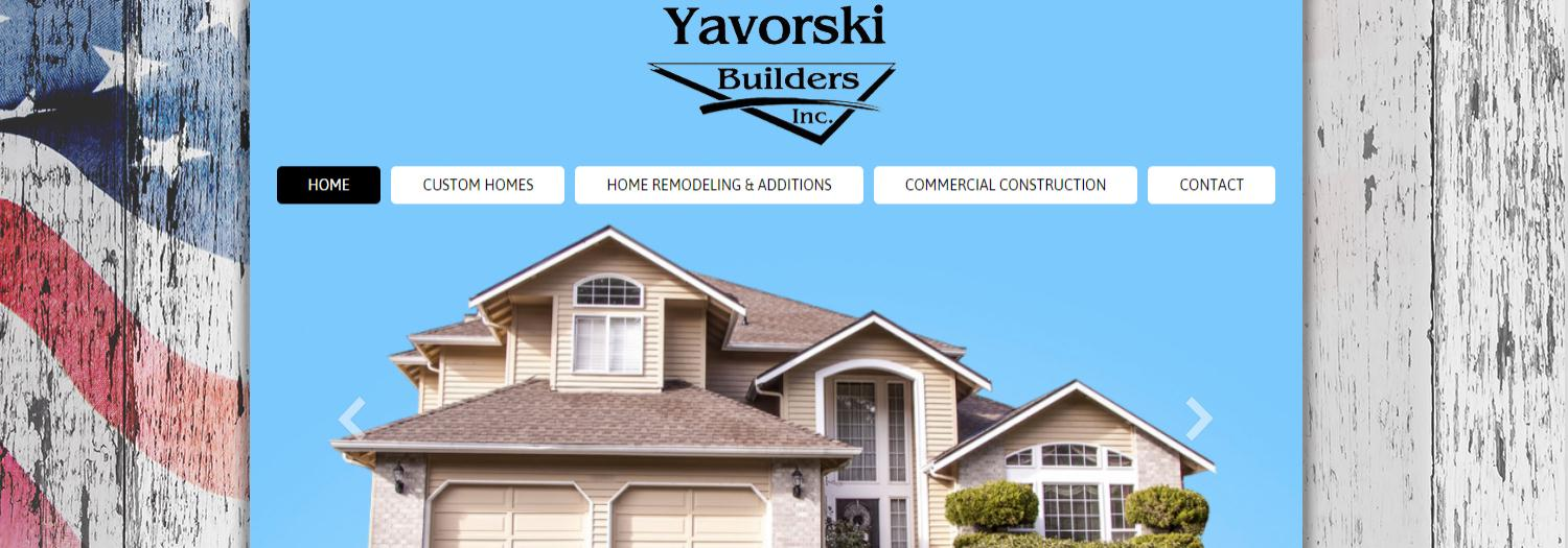 Yavorski Builders, Inc