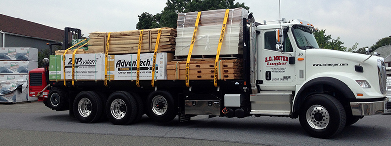 Modern Day Lumber