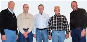A.D. Moyer Honors Three Employees for 40 Years