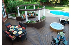 Industry Pros Recognize Trex Decking with 1st Place Ranking