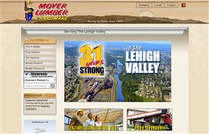 Moyer Lumber Launches New Mobile-Friendly Website