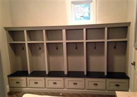 Millwork Division - 21: