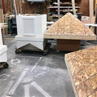 : Custom Cupolas for Dorney Park & Wildwater Kingdom