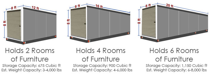 Go Minis Portable Storage Moving Containers Bucks Montgomery County