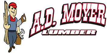 Blog Tag Archives: Shop Local - A.D. Moyer Lumber